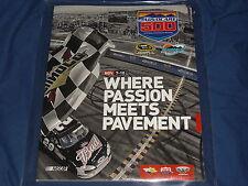 2013 PHOENIX ADVOCARE 500 NASCAR EVENT PROGRAM