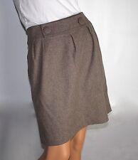 Knielange Damenröcke aus Wolle für Business-Anlässe