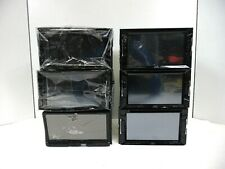 Lot of 6 JVC KW-V230BT / KW-NT700 Bluetooth CD/DVD Player Car Radio Parts Only