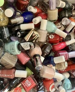 Lot of 10 Wholesale Nail Polish Random Selection (NO REPEATS) NEW!!