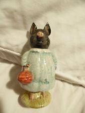 """Beatrix Potter """"Pig-Parrucca"""" Beswick Figurina - 1973-1974 BP 3a"""
