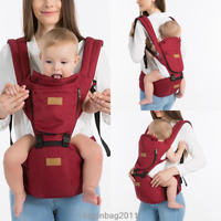 Newborn Baby Carrier Sling Wrap Backpack Breathable Front Back Chest Ergonomic