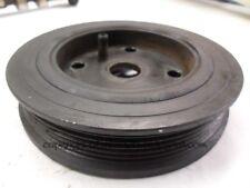 Volvo V70 classic 2.4 B5254 T3 AWD engine crank crankshaft pulley cog wheel