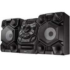 NEW SAMSUNG MX-J730 600W Giga Sound Blast Bluetooth hi-fi system USB CD Black