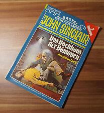 John Sinclair Geisterjäger Gruselromanheft Bastei 3. Auflage Band 43