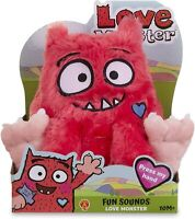 Love Monster 2206 Fun Sounds Soft Toy