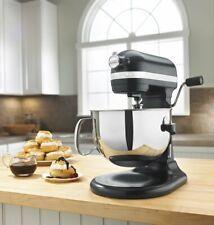NEW KitchenAid KSM500PSOB Onyx Black Pro 500 Series 5-quart Stand Mixer