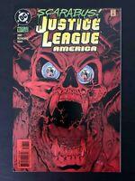 JUSTICE LEAGUE OF AMERICA #107 DC COMICS 1996 VF+
