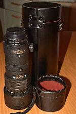 Nikon Objektiv AF Nikkor 300mm 1:4 ED IF für Vollformat sehr hohe Schärfe bei f4
