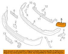 NISSAN OEM 12-18 NV2500 Front Bumper-Upper Bracket Left 622211PA0A