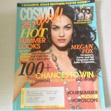 Cosmo Girl! Magazine Megan Fox Hot Summer Looks June/July 2008 051717nonrh