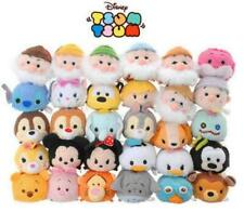 "197 Styles Soft Cartoon Disney TSUM TSUM Mini Plush Toys Screen Cleaner 3.5""/9cm"