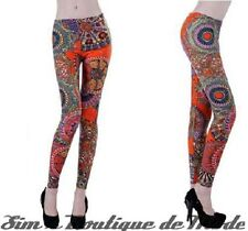 Machine Washable Multi-Coloured Pantyhose & Tights for Women