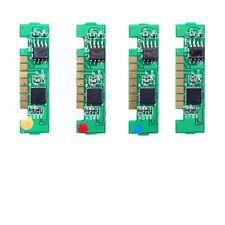 5 x Toner Chips For Samsung CLX-3300 3302 3303 3303FW 3304 CLT-C406S ~ CLT-K406S