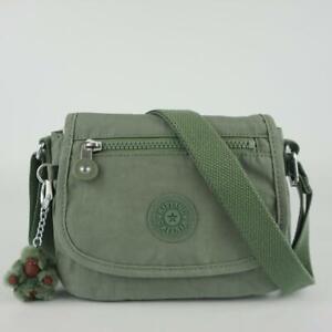 KIPLING SABIAN Mini Shoulder Crossbody Bag Gentle Green