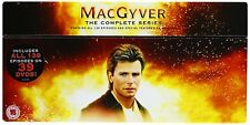 MACGYVER Season 1-7 Complete Series 1 2 3 4 5 6 & 7 + Specials Boxset NEW DVD R4