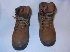 Red Wing Leather Work Boots Women's Size 6 D  ASTMF2413-11 F/I/75/C/75 EH