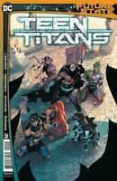 Future State Teen Titans #2 Red X DC Comics 1st Print 2021 Unread NM