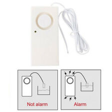 Wireless Water Overflow Leakage Alarm Sensor Detector Bathroom Security System