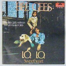 Chats - Chiens  45 tours Bee Gees Espagne 1970