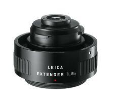 Leica Extender 1.8x für APO Televid Spektive - Schwarz - Leica Store Nürnberg