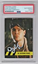 2016 Cryptozoic Ghostbusters Dan Aykroyd Signed Auto Card #C2 PSA/DNA Slabbed