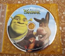 Shrek DVD Sampler: Extra Ogresodes (DVD, 2013) Disk Only