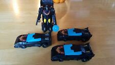 Transformers Cyberverse Stealth Force Hot Rod One Step Figure Lot of 4 Loose