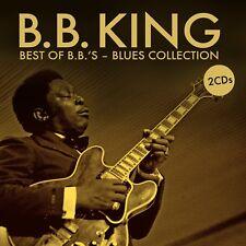 B.B. KING - BEST OF-BLUES COLLECTION 2 CD NEU