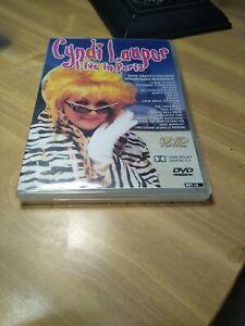 Cyndi Lauper Live In Paris DVD