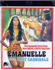Emanuelle and the Last Cannibals Blu Ray Severin 1977 Joe D'Amato Laura Gemser