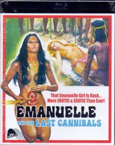 Emanuelle and the Last Cannibals Blu Ray Severin 1977 Joe D'Amato Laura Gemser