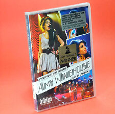 AMY WINEHOUSE I TOLD YOU I WAS TROUBLE DVD LIVE IN LONDON