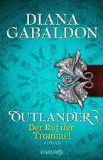 Der Ruf der Trommel / Outlander Saga Bd.4 von Diana Gabaldon (2017, Taschenbuch)