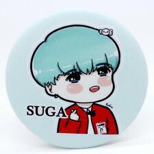 Fashion Kpop Bangtan Boys SUGA Badge Brooch Chest Pin Souvenir Gifts