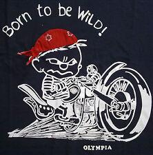 MHDC XL OLYMPIA Born to be WiLD!