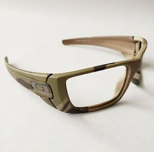 Oakley Fuel Cell Multicam Camo Replacement Frame Only Authentic Military Brown