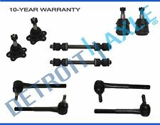 Brand New 10pc Complete Front Suspension Kit for Chevrolet Express GMC Savana