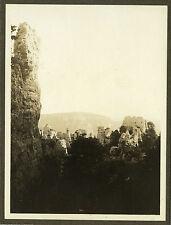 PHOTO ANCIENNE - VINTAGE SNAPSHOT - MONTPELLIER LE VIEUX CHAOS 2
