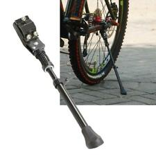 "Adjustable Aluminum Alloy Bike Kickstand Side Stand for 16"" 20"" 24"" 26"" Bicycle"