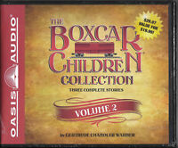 NEW The Boxcar Children Collection Volume 2 CD Disc Gertrude Chandler Audio Book