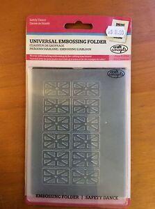 Universal Embossing Folder