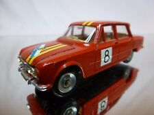 DINKY TOYS 514 ALFA ROMEO GIULIA TI - TOUR DU FRANCE #8 - 1:43 VERY RARE - GOOD