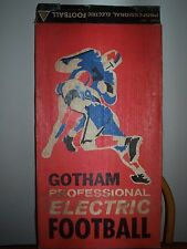 Gotham Professional Electronic Football Game in vgc