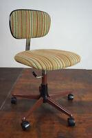 Vintage Bürostuhl Drehstuhl Schreibtisch Stuhl Architektenstuhl 70er