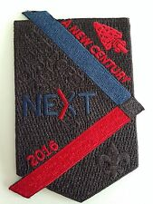 OA (BSA) 2016 NEXT Conference Patch -  A New Century