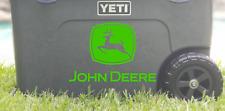 John Deere Die-Cut Vinyl Decal Sticker     19 Colors Available