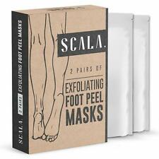 Foot Mask Peel for Baby Soft Feet Removes Rough Dry Skin and Callus - 2 Pair