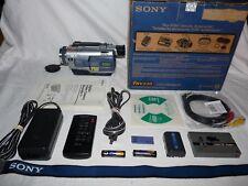 Sony DCR-TRV330 Digital8 HI8 8mm Video8 Camcorder Player Camera Video Transfer