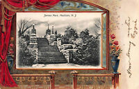 James Park, Madison, New Jersey, Very Early Postcard, Unused